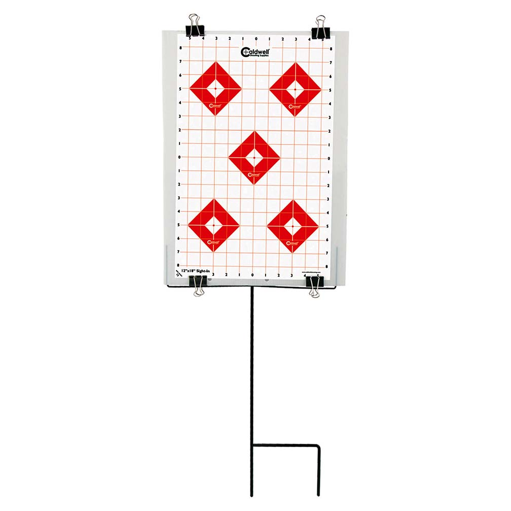 Caldwell Ultra-Portable Target Stand Kit w/Targets