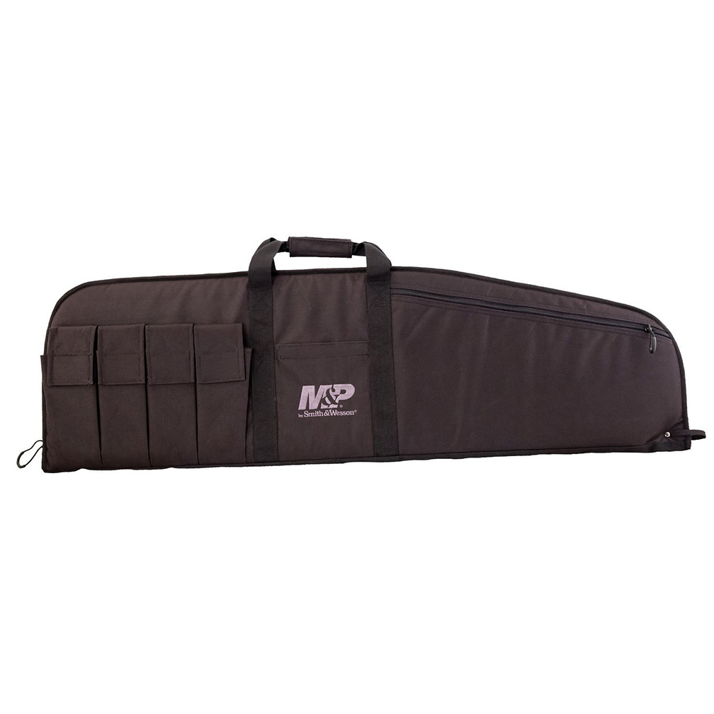 Smith & Wesson Gear Duty Series Gun Case Padded Tactical Rifle Bag 40 Inches