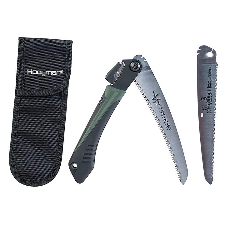 Hooyman Megabite Hunters Combo Bone and Wood Handsaw