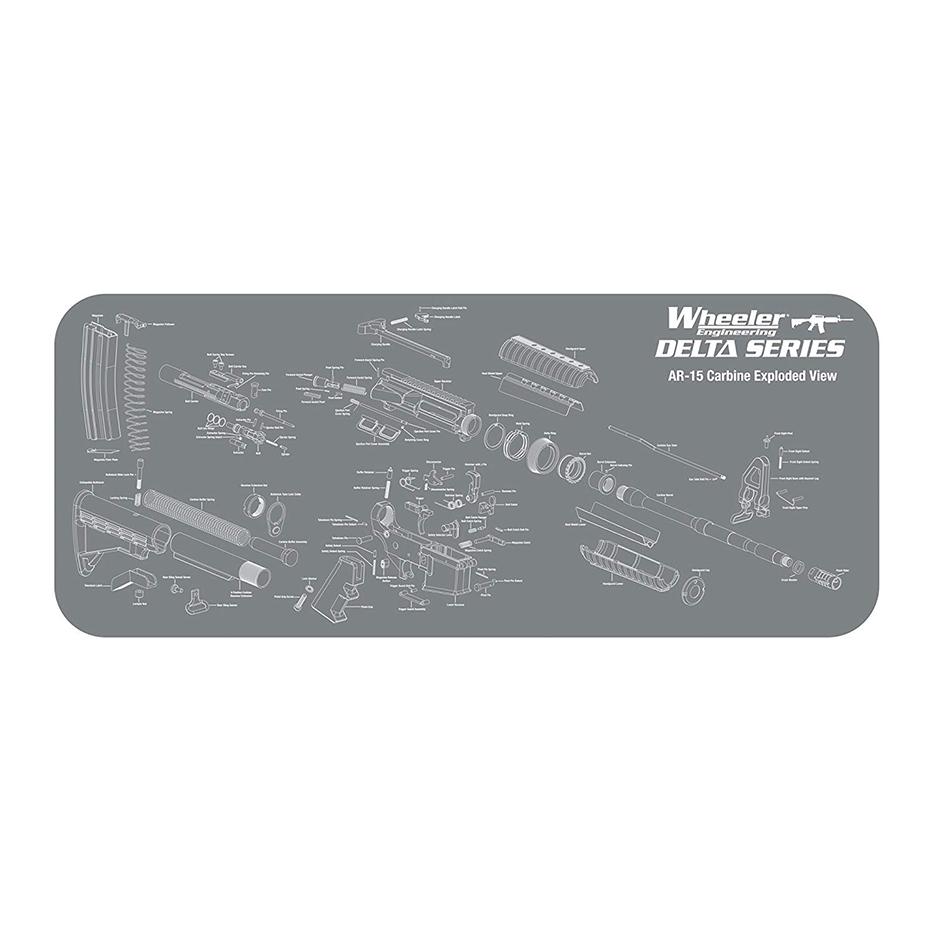 Wheeler Delta Series AR Maintenance Mat