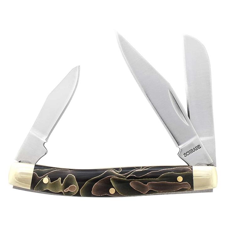 Old Timer 34OT 3-5/16-Inch 3-Blade Pocket Knife