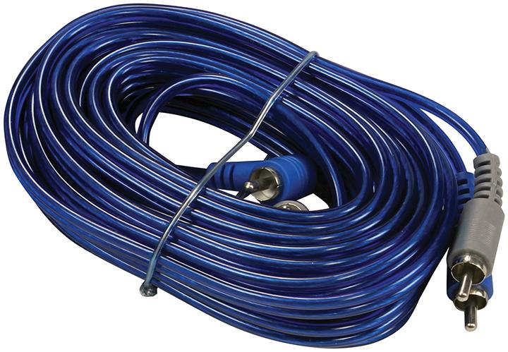 Cobalt Orion RCA Blue 5.0 Meter/16.39ft Blue and Grey