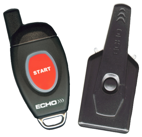 Omega One Button 2-way Remote