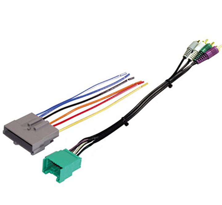 American International Amplifier Integration harness FOR 1995-1998  Ford/Lincloln Mercury