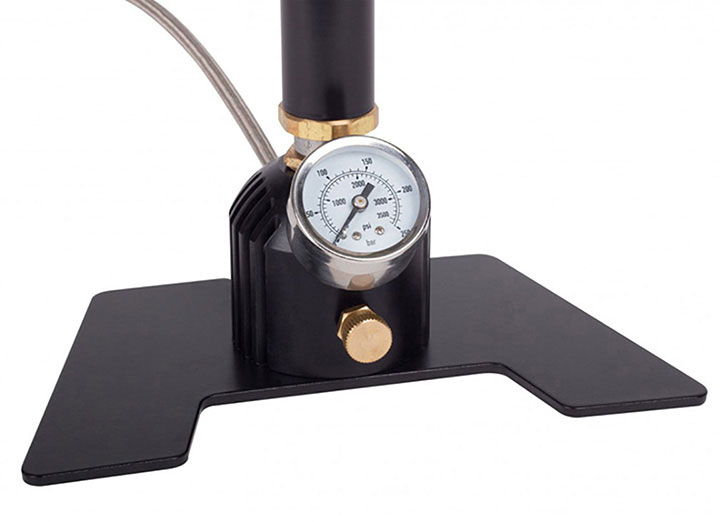 Benjamin High Pressure Hand Pump 3000 PSI 3 Stage Pump