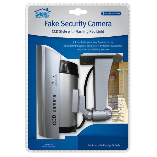 Sabre Fake Security Camera - Bullet