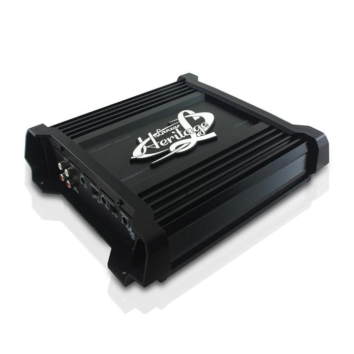 Lanzar MONO BLOCK MOSFET AMPLIFIER 2000W Max
