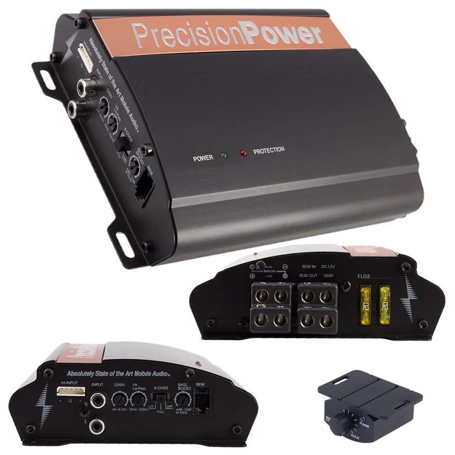 Precision Power 2CH Amplifier 350W RMS