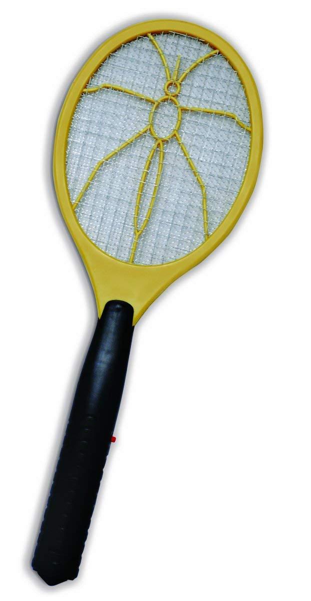 IdeaWorks Garden Creations JB5285 Electronic Bug Zapper Racket