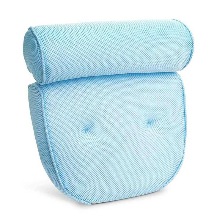 Jobar Ideaworks Home Spa Bath Pillow Neck & Back Comfort