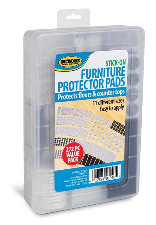Jobar Furniture Protector Pads  272 PC Value Pack