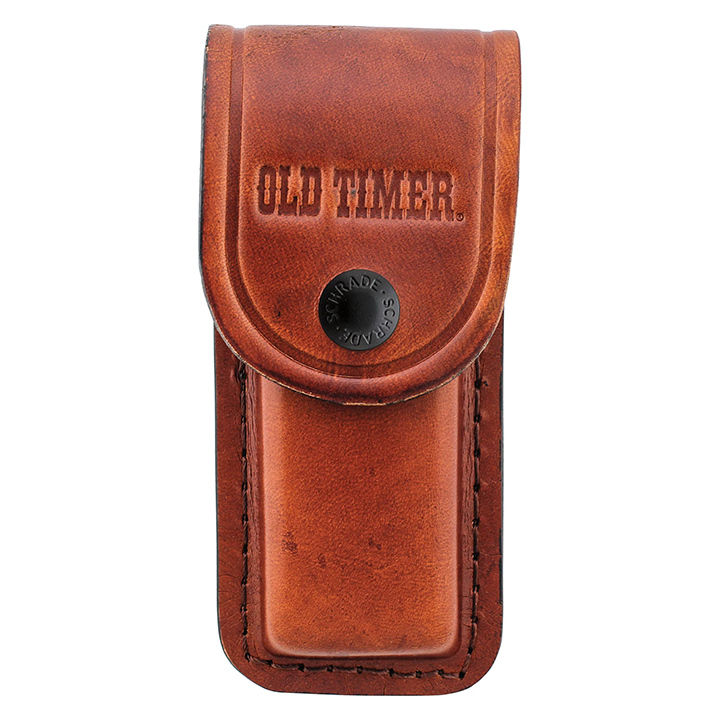 Old Timer Large Leather Sheath Brown