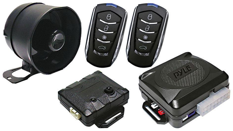 Pyle 4 Button Door Lock Security System