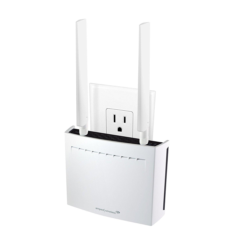 Amped High Power PlugIn AC2600 WiFi Range Extender