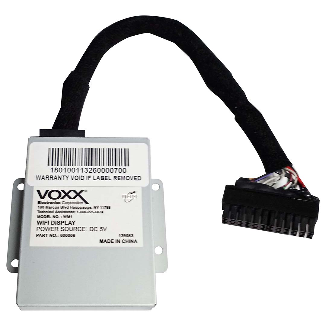 Voxx SmartStream Wireless Video Adapter for Voxx Overhead Video Monitor