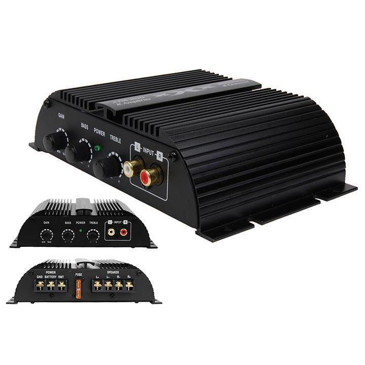 XXX 2 Channel IC Amplifier 200W Max