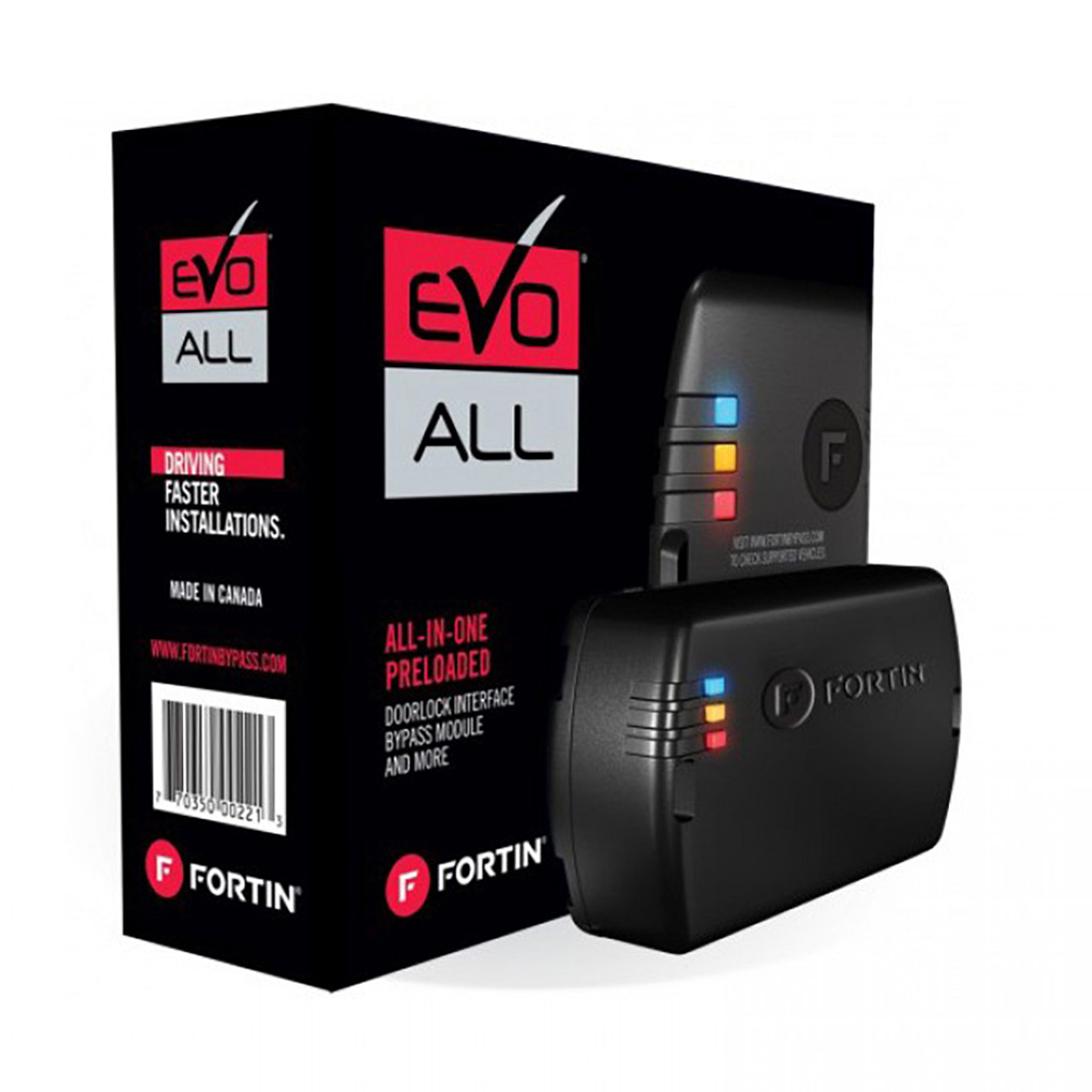 Fortin Universal All-In-One Data Bypass and Interface Module